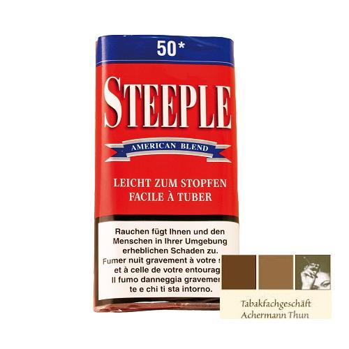 steeple tobacco dreh und stopf zigaretten tabak bei online kaufen. Black Bedroom Furniture Sets. Home Design Ideas