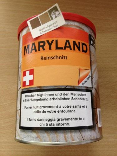 maryland reinschnitt swiss tabak dreh und stopf zigaretten tabak bei online kaufen. Black Bedroom Furniture Sets. Home Design Ideas